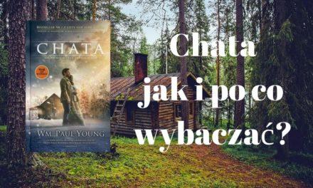 'Chata', William P. Young – zwiedzenie – polecam (książka)