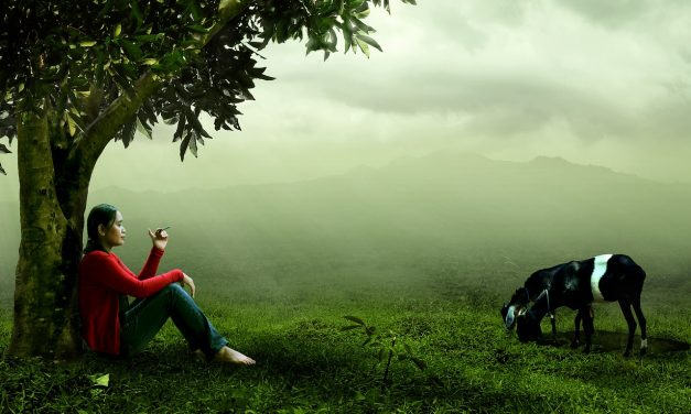 Sama pod drzewem – czyli ewangelia dla Kobiet (i psychoanalityków…)
