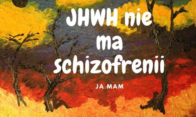 Schizofrenia, Bóg jej nie ma, ja mam 📢#39